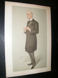 Vanity Fair Print 1904 Richard Douglas Powell, Doctor